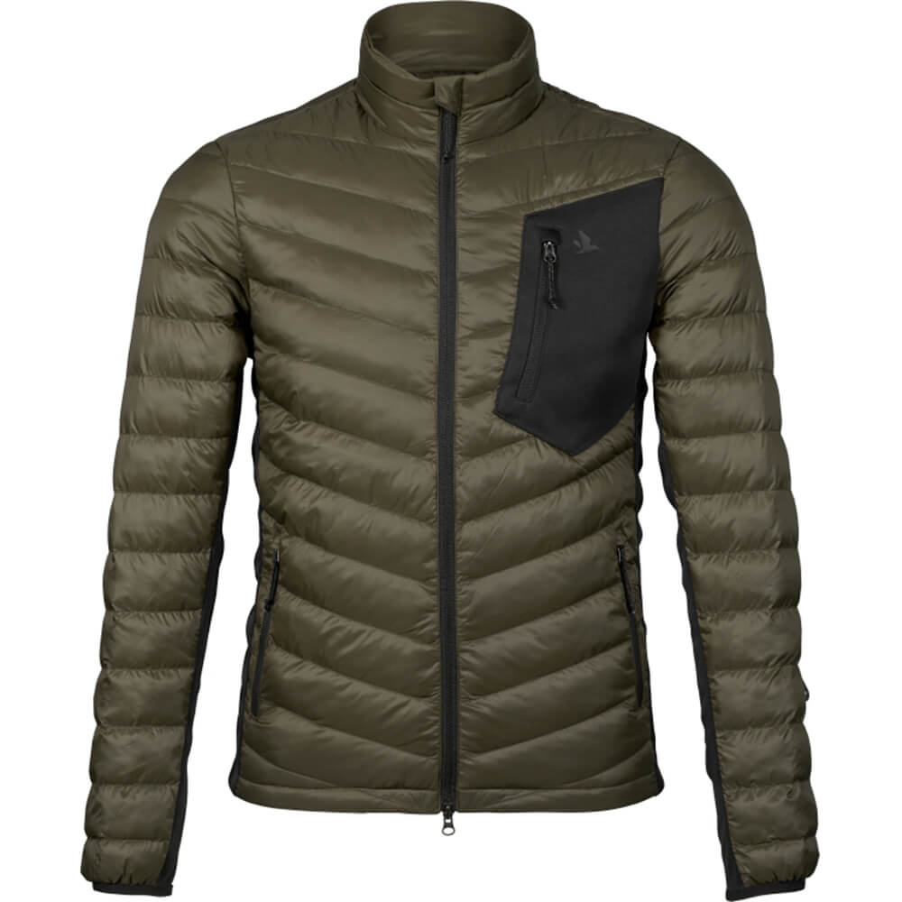 Seeland Steppjacke Climate (Pine Green) - Outlet