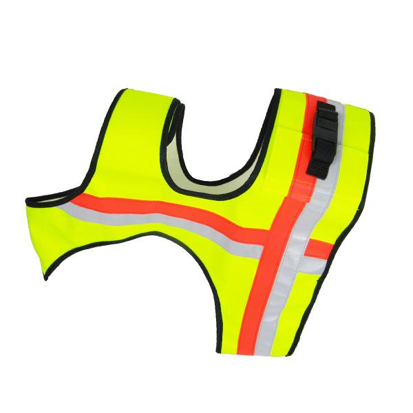 Hunde-Signalweste mit GPS Tasche - Warnwesten & -halsungen