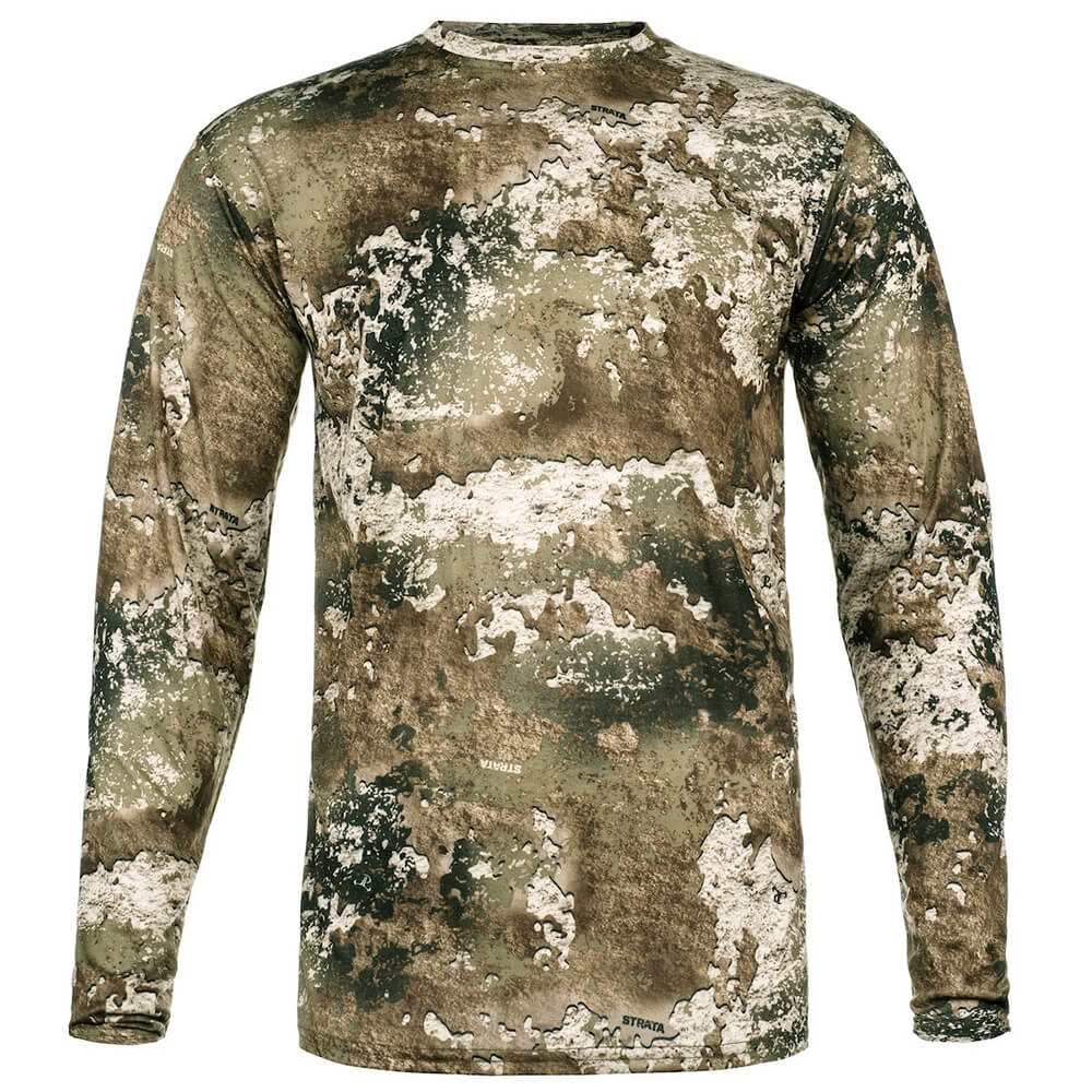 TrueTimber Shirt (Langarm) Strata - Tarnkleidung