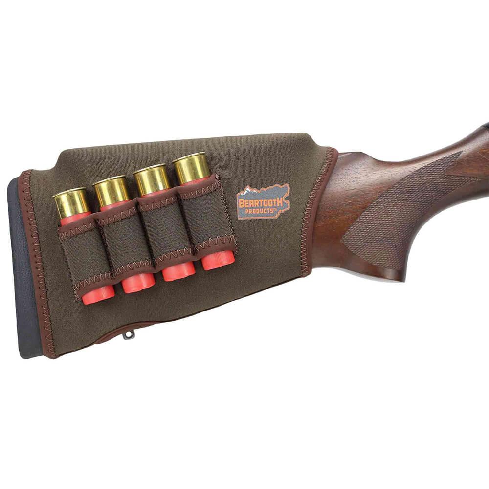 Beartooth Schafterhöhung Kit 2.0 Schrot (braun) - Gewehr Tarnung