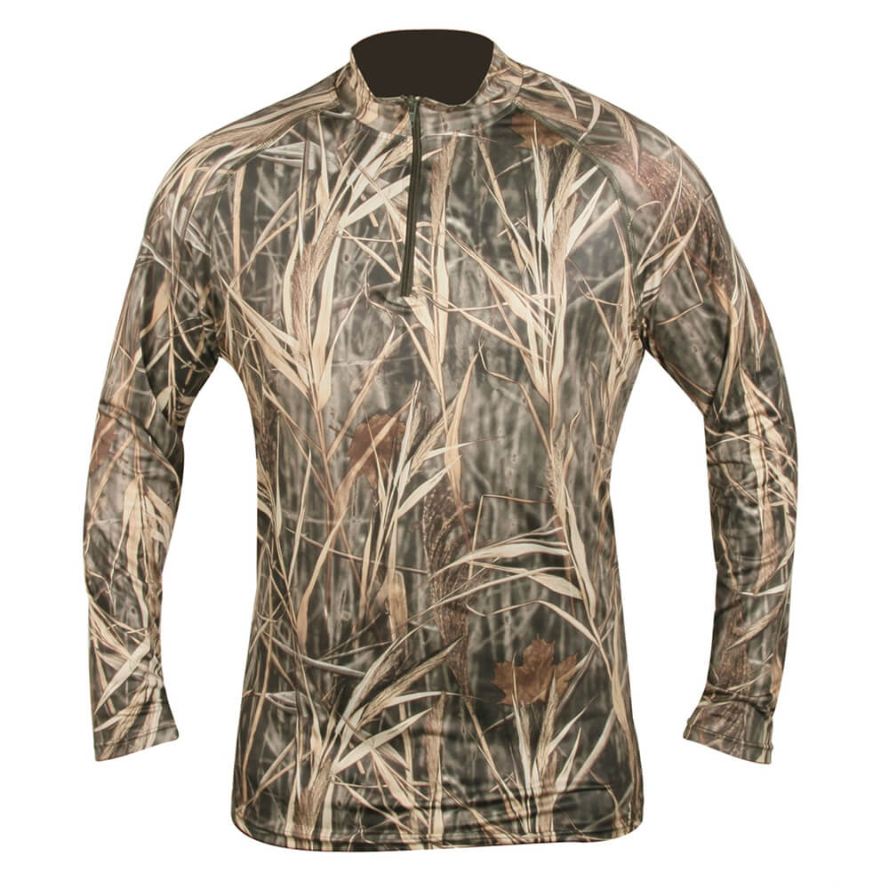 Hart Langarm Shirt Aktiva-Z (Duck) - Gänsejagd