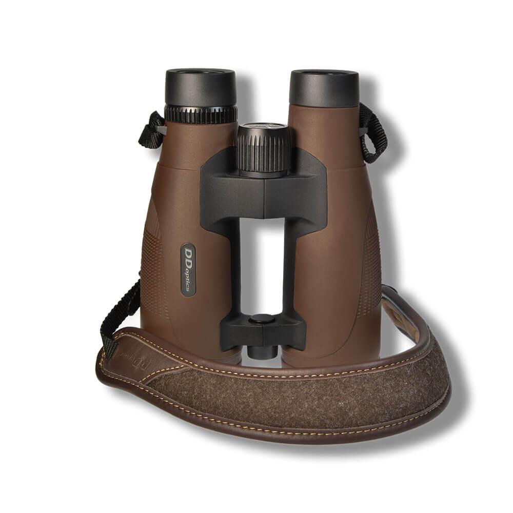 DDoptics Fernglas Pirschler 8x56 Gen. 3 (Braun) - Jagdausrüstung