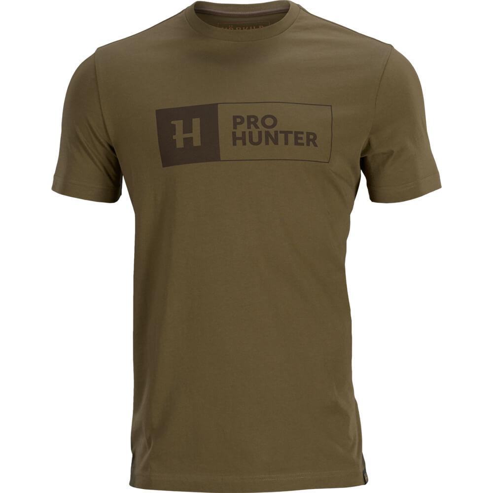 Härkila T-Shirt Pro Hunter (Light Willow Green) - Sommer-Jagdbekleidung