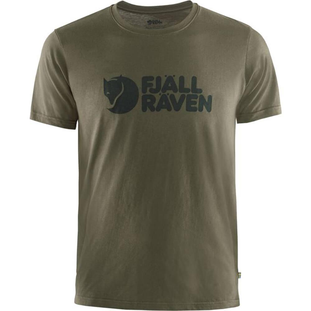 Fjällräven T-Shirt Logo - Shirts