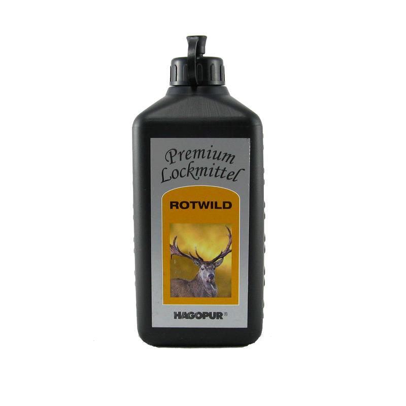 Hagopur Lockmittel Rotwild - 500 ml - Lockmittel