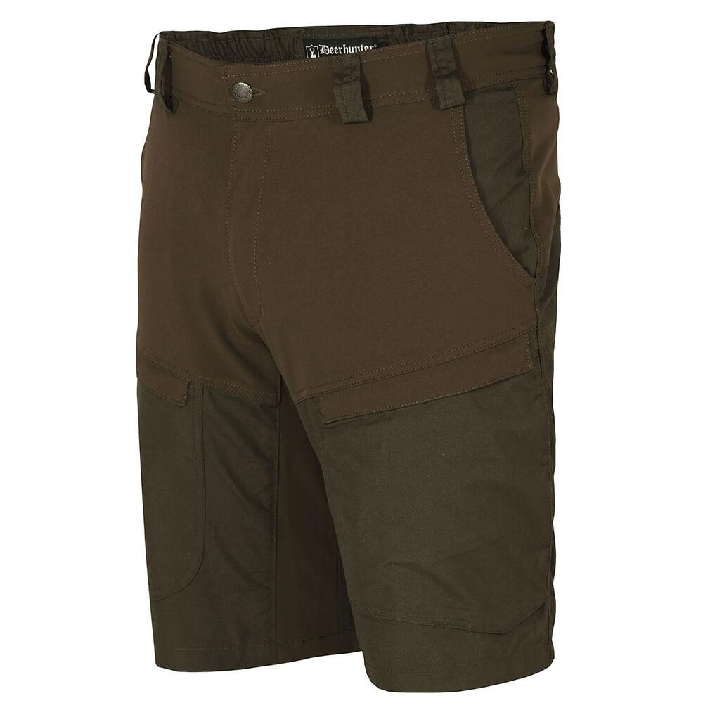 Deerhunter Strike Shorts (Deep Green)