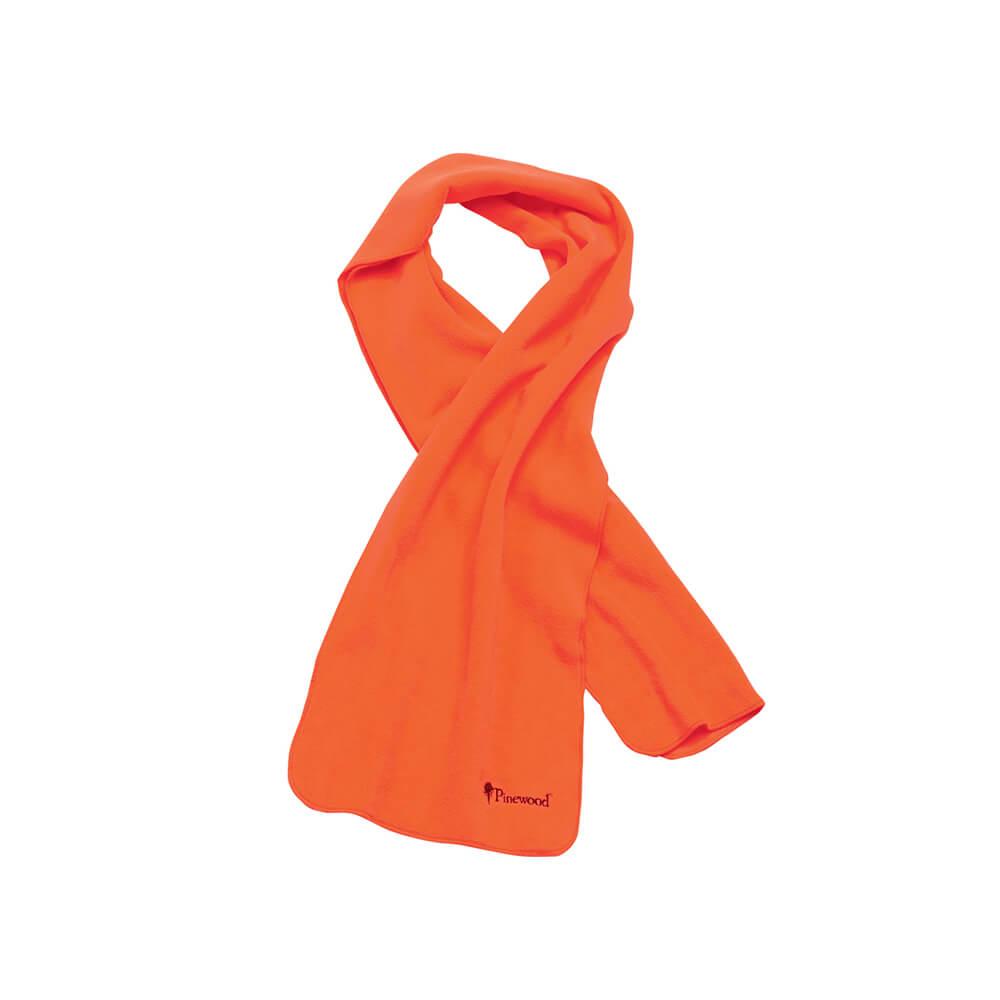 Pinewood Schal (Orange) - Winter-Jagdbekleidung