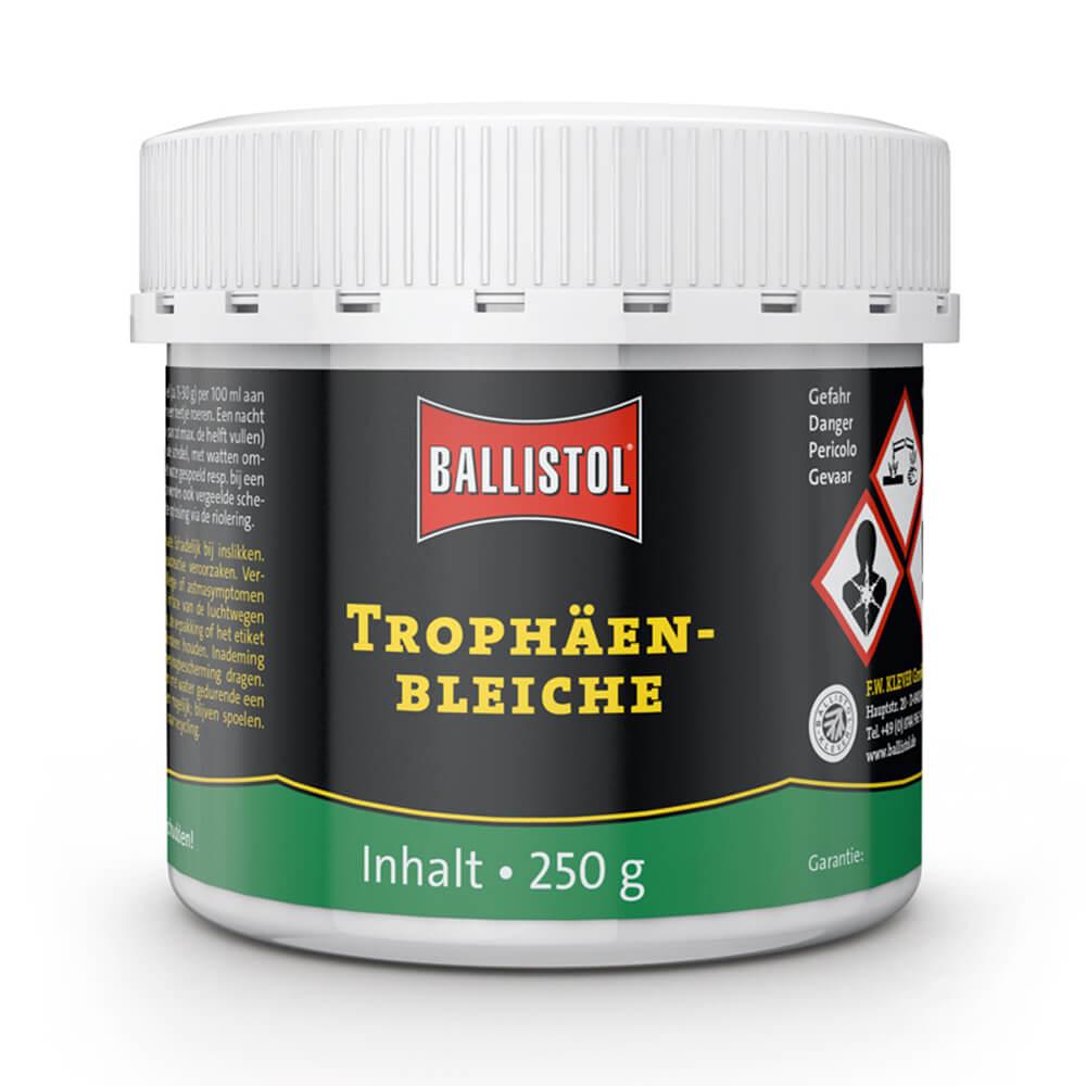 Ballistol Trophäenbleiche - Trophäenberarbeitung