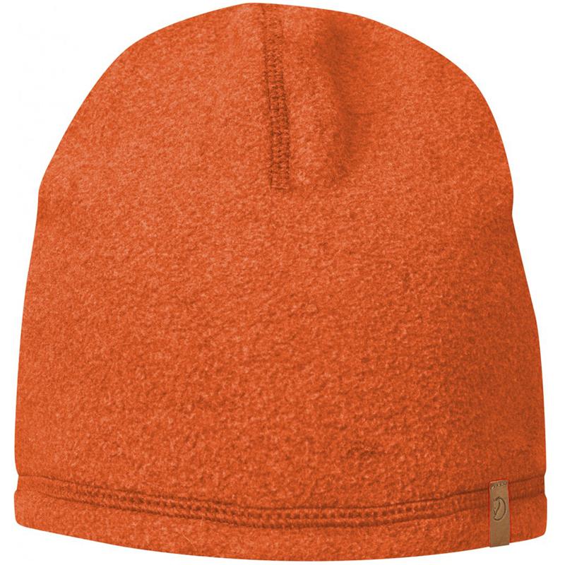 Fjällräven Lappland Fleece Mütze (orange)