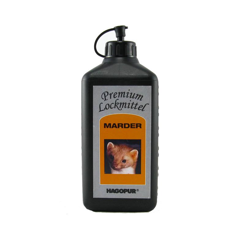 Hagopur Lockmittel Marder - 500 ml - Lockmittel