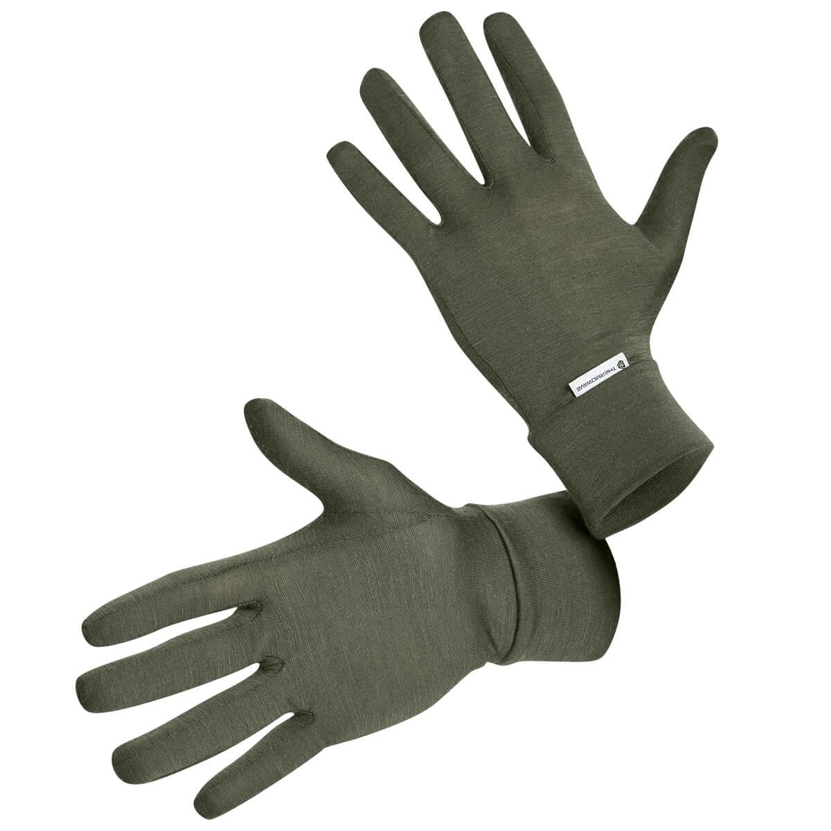 Thermowave Handschuhe Liner (grün) - Handschuhe