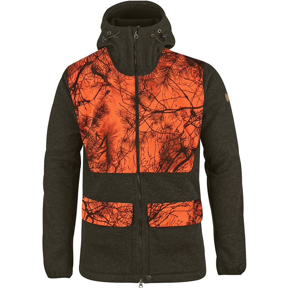 Fjällräven Lappland Pyrsch Jacke - Orange - Jagdjacke