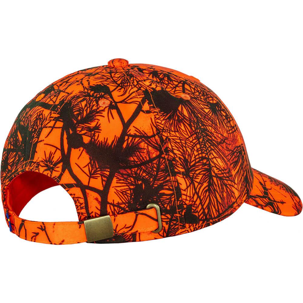 Fjällräven Cap Lappland Camo (Orange)