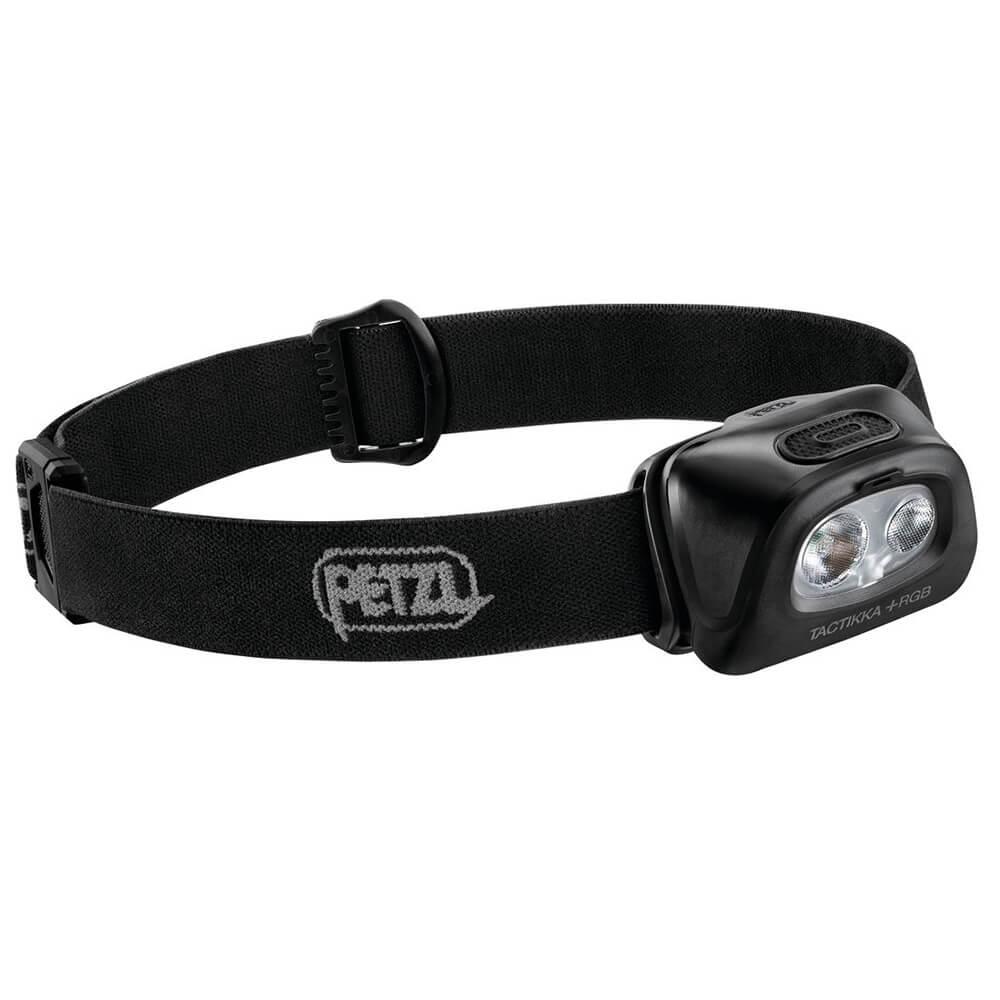 Petzl Stirnlampe Tactikka+ RGB Black - Lampen