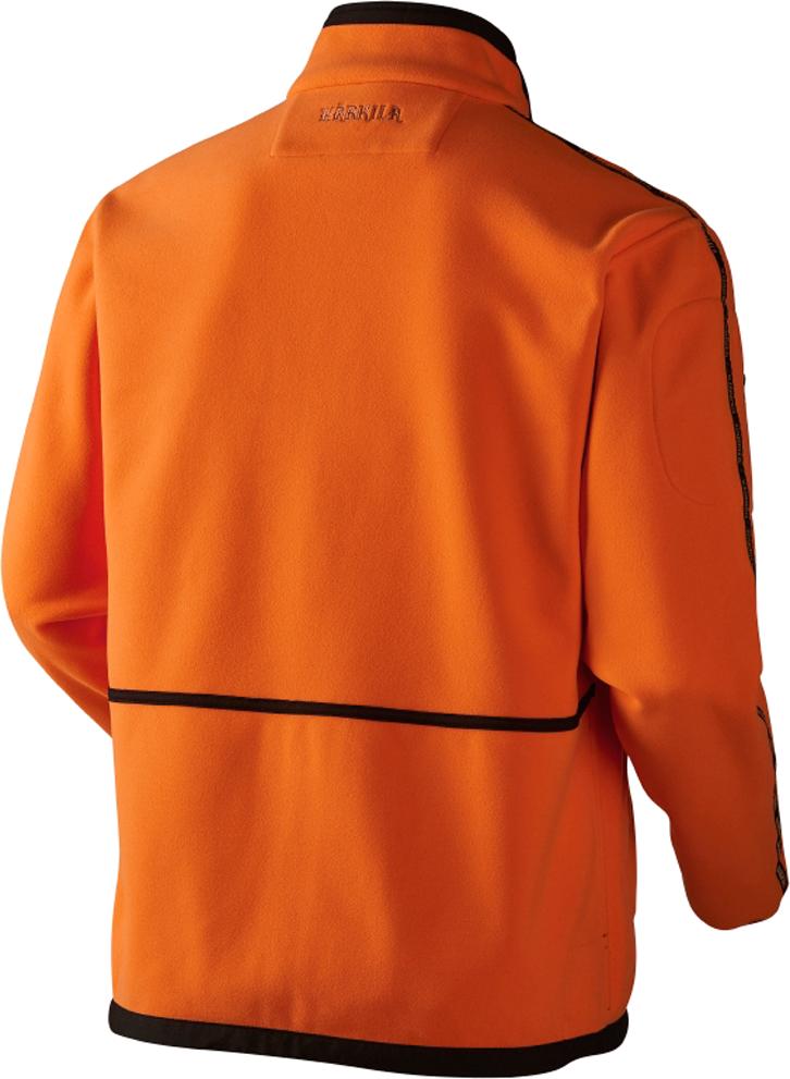 Härkila Kamko Fleecejacke Grün/orange