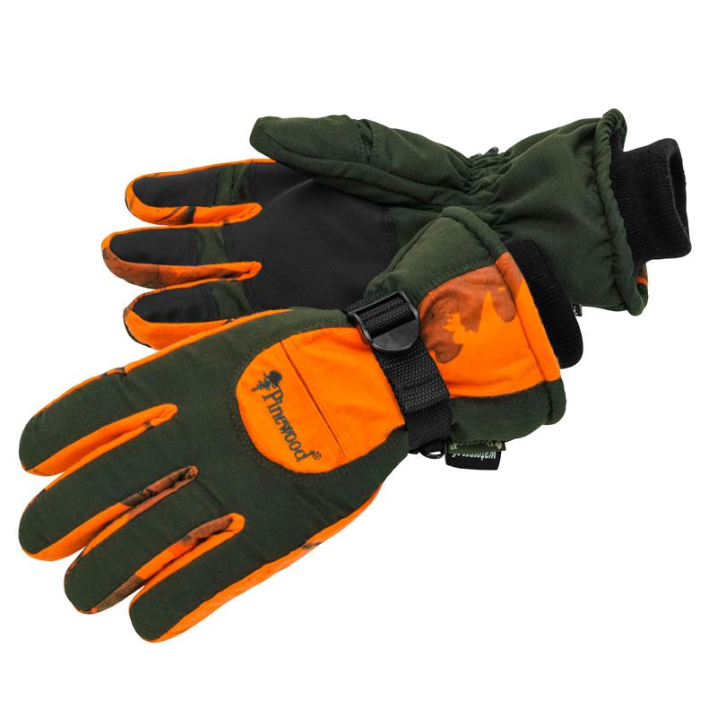 Pinewood Jagdhandschuhe - Grün/AP Blaze - Handschuhe