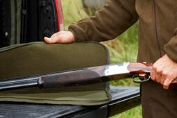 Futteral für die Jagd