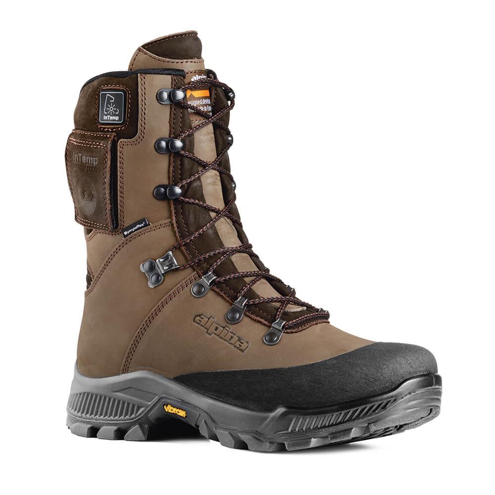 Alpina Damen Heiz-Stiefel Trapper W Heat - Schuhe & Stiefel