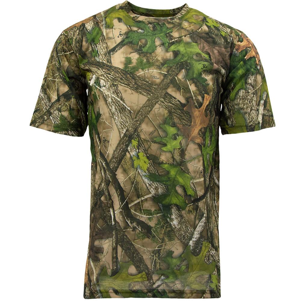 TrueTimber T-Shirt Perfomance HTC Green - Shirts