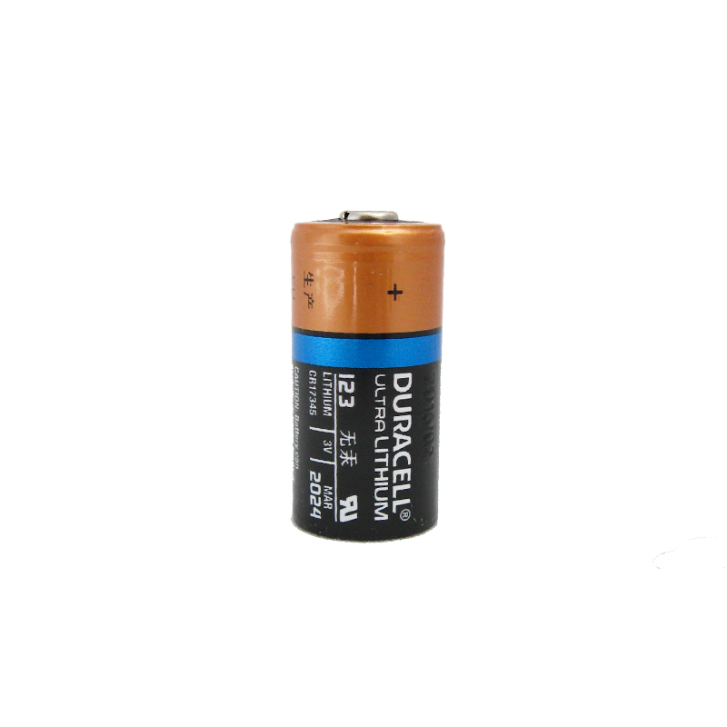 Duracell Ultra CR123A Batterien - Lampen