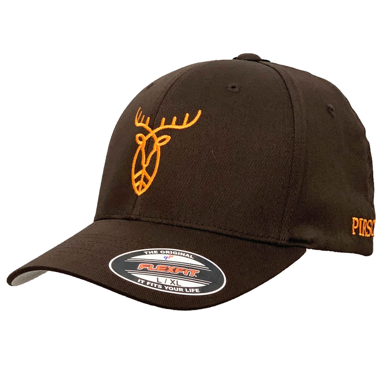 Pirscher Gear Cap Logo (Braun) - Pirscher Gear