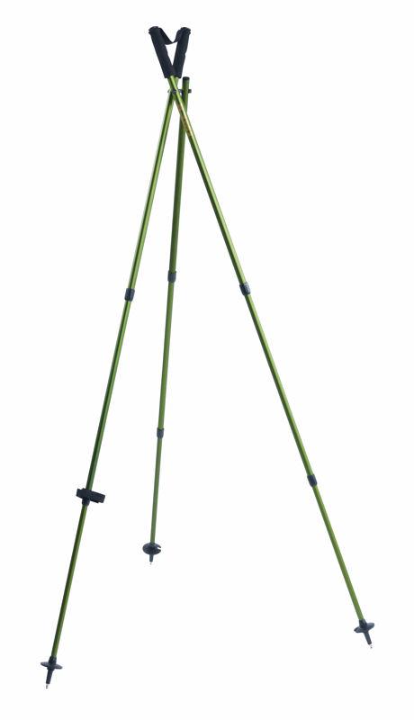 Pirschstock Dreibein X3M1 - Fuchsjagd