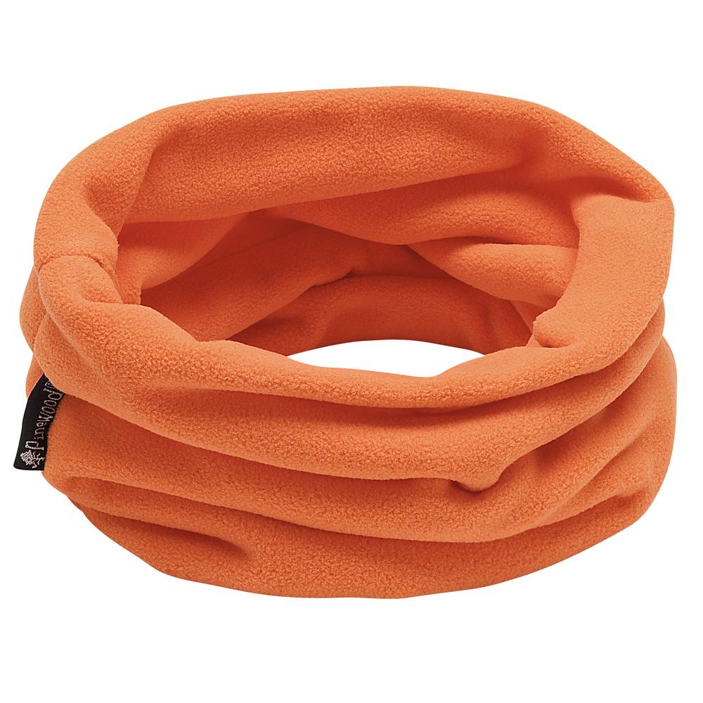 Pinewood Fleecekragen-Schal (orange) - Drückjagd