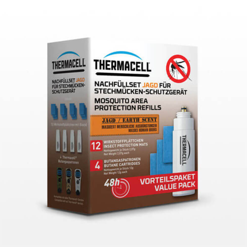 Thermacell E-4 Jagd-Nachfüllpack 48h - ThermaCell