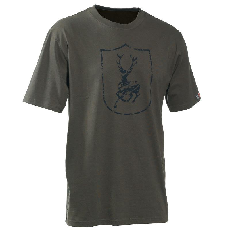 Deerhunter Logo T-Shirt - Wappen