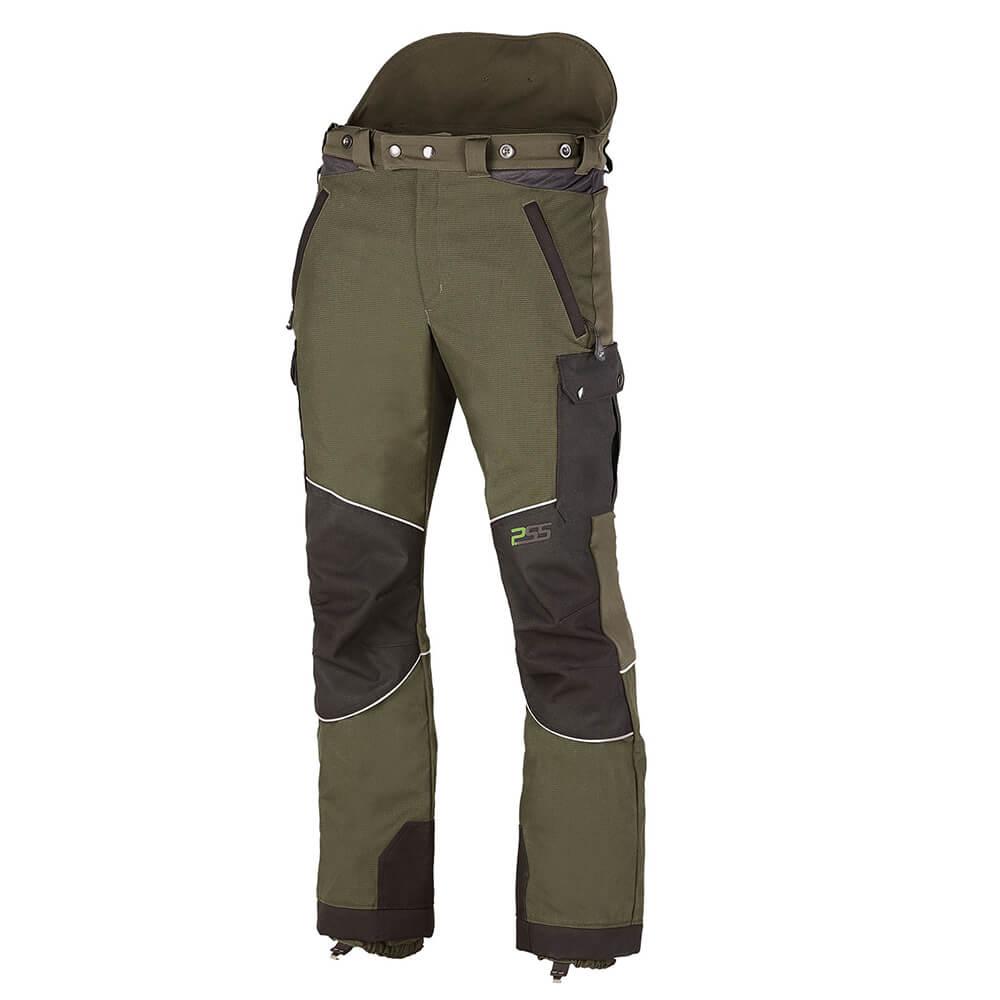Sauenschutzhose P.SS Xtreme Protect (grün) - Schwarzwildjagd