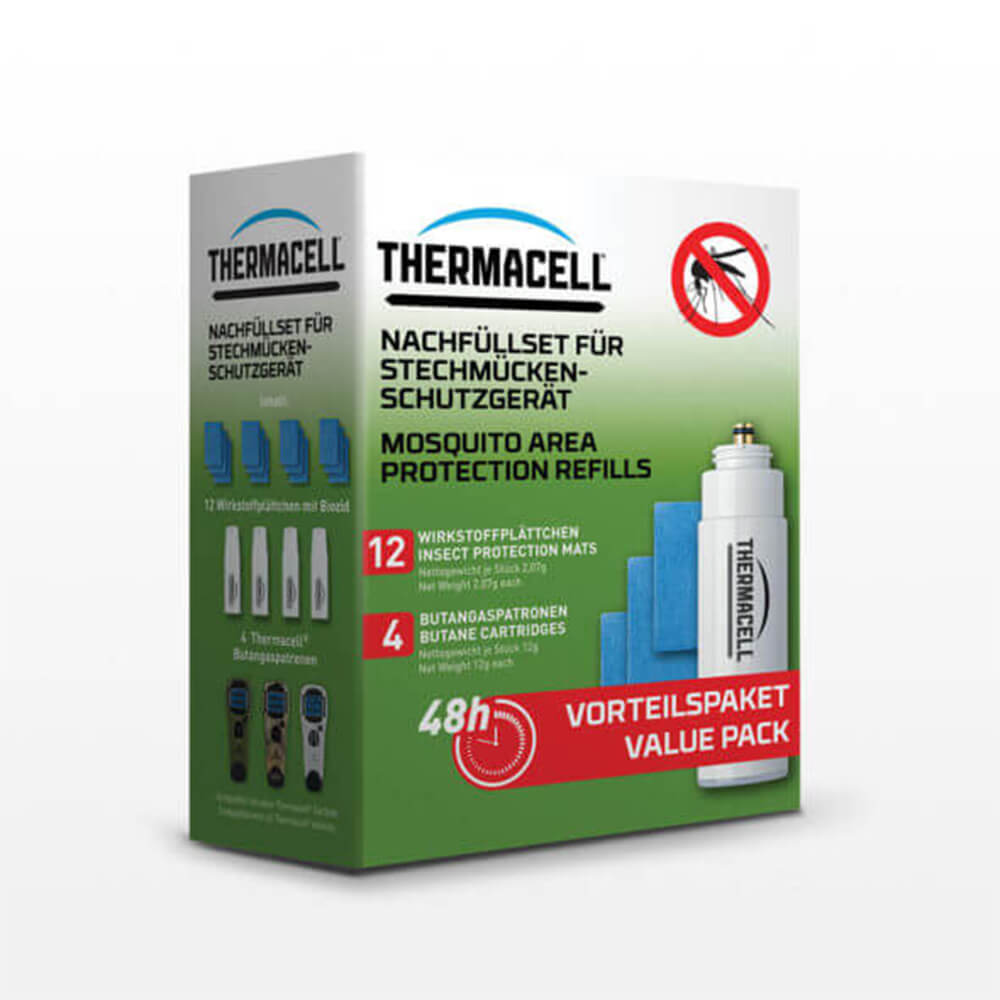 Thermacell R-4 Standard-Nachfüllpack 48h - ThermaCell