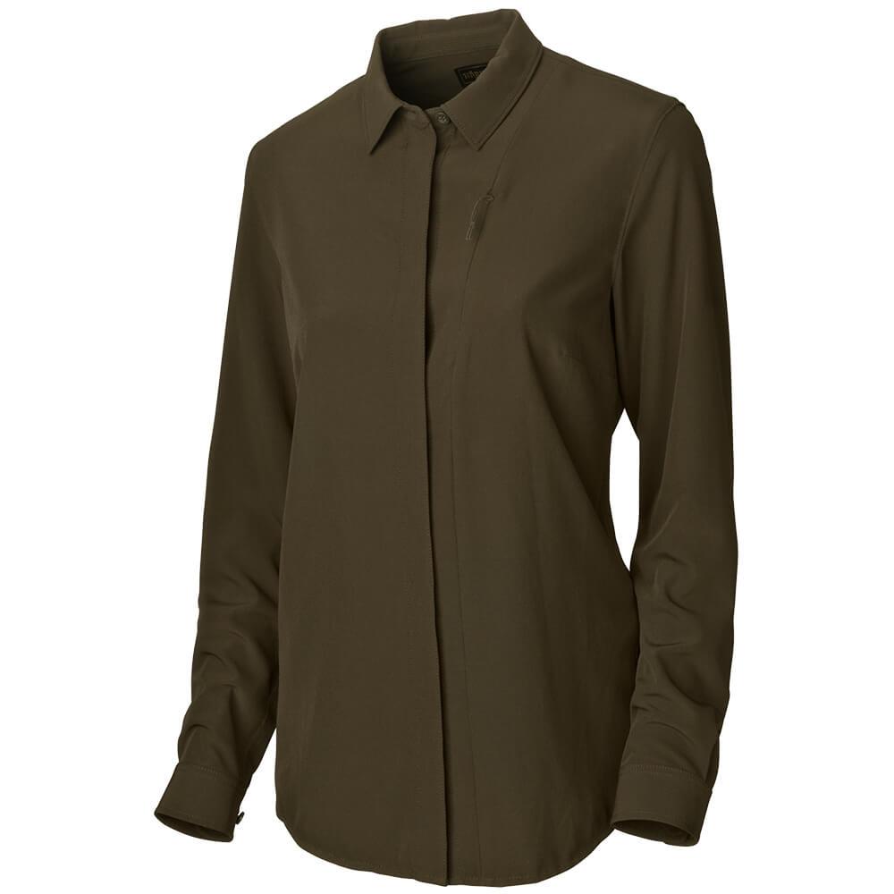 Härkila Herlet Tech Hemd Damen - Blusen & Shirts