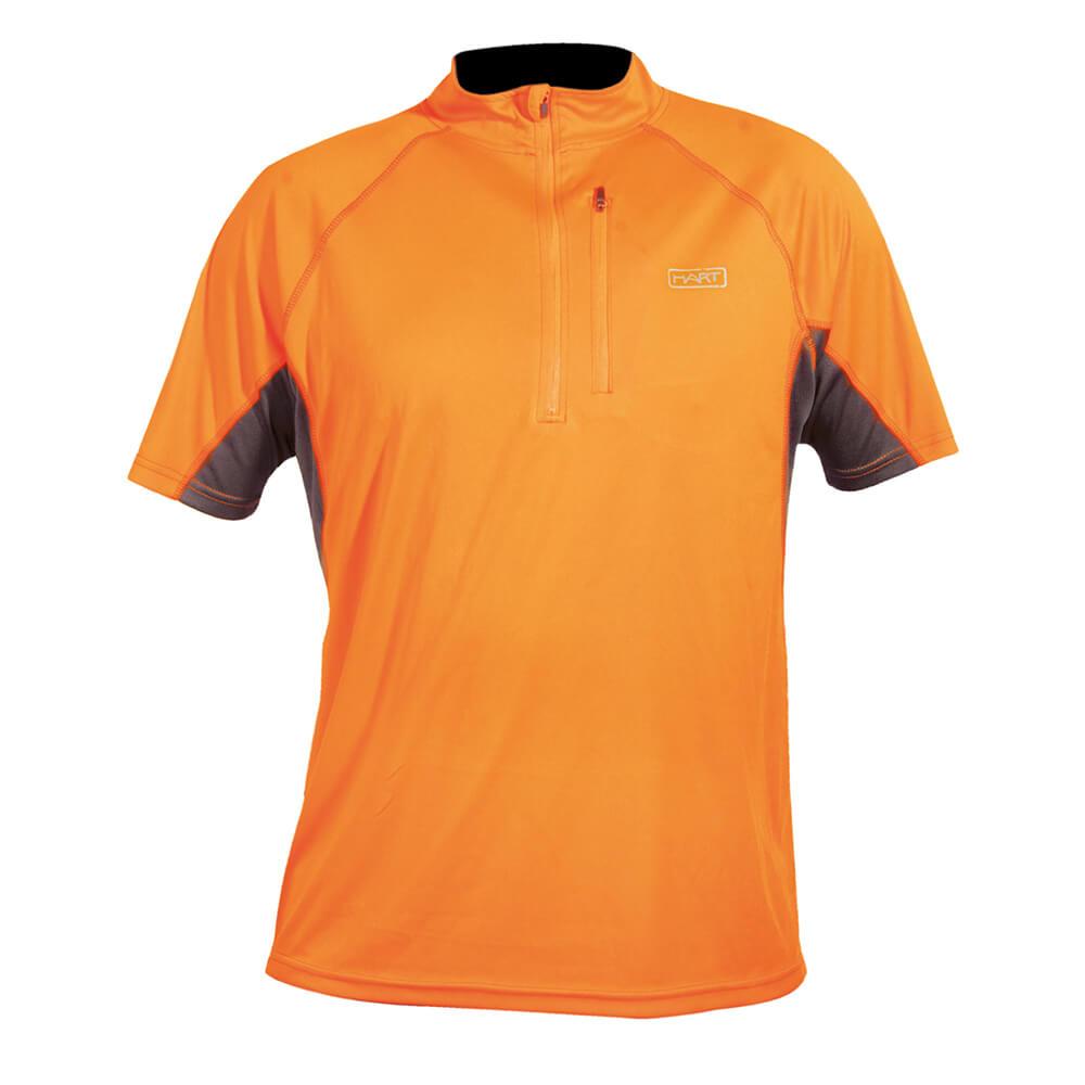 Hart Funktions-T-Shirt Iron 2-TS (blaze) - Nachsuche