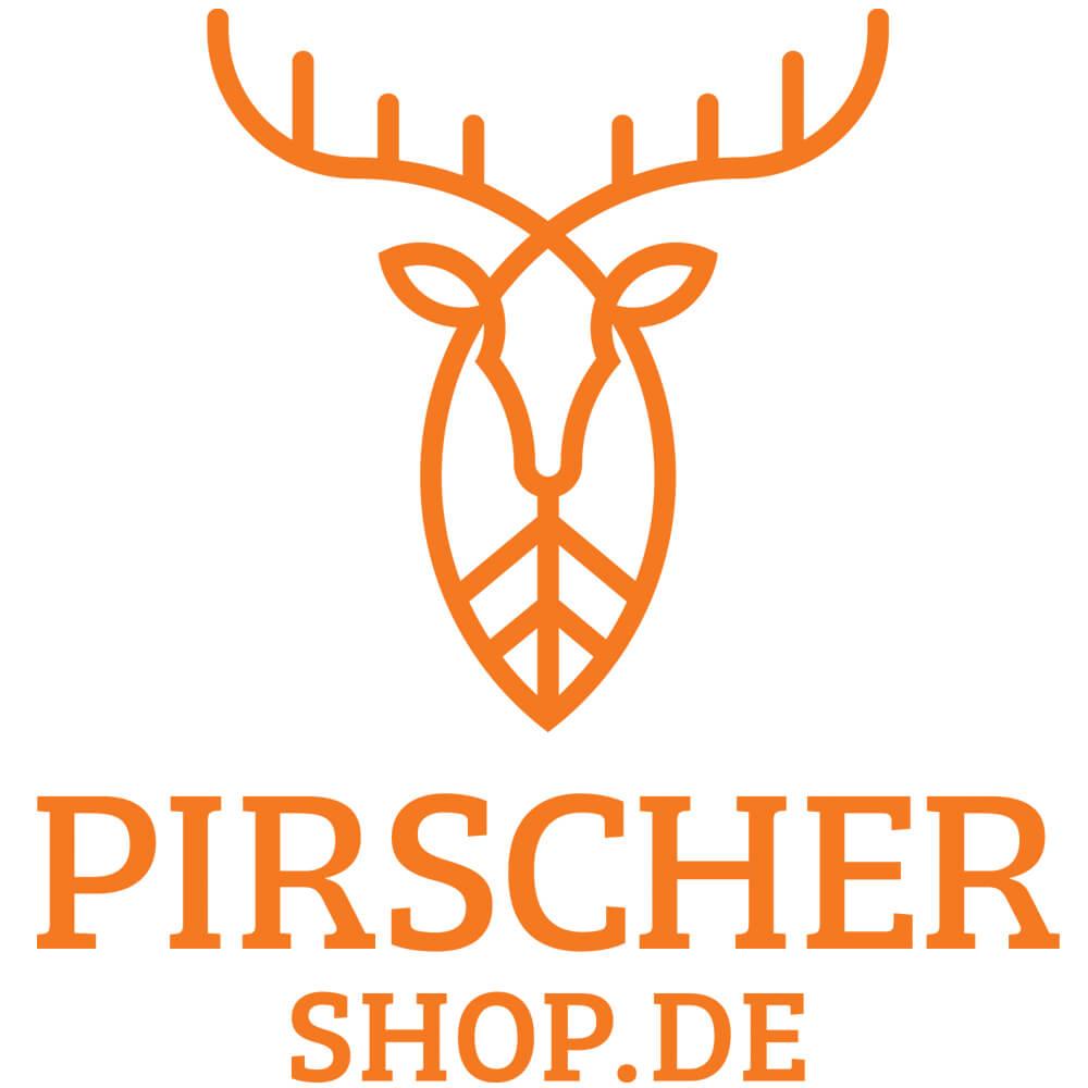 Pirscher Aufkleber Shop-Logo - Pirscher