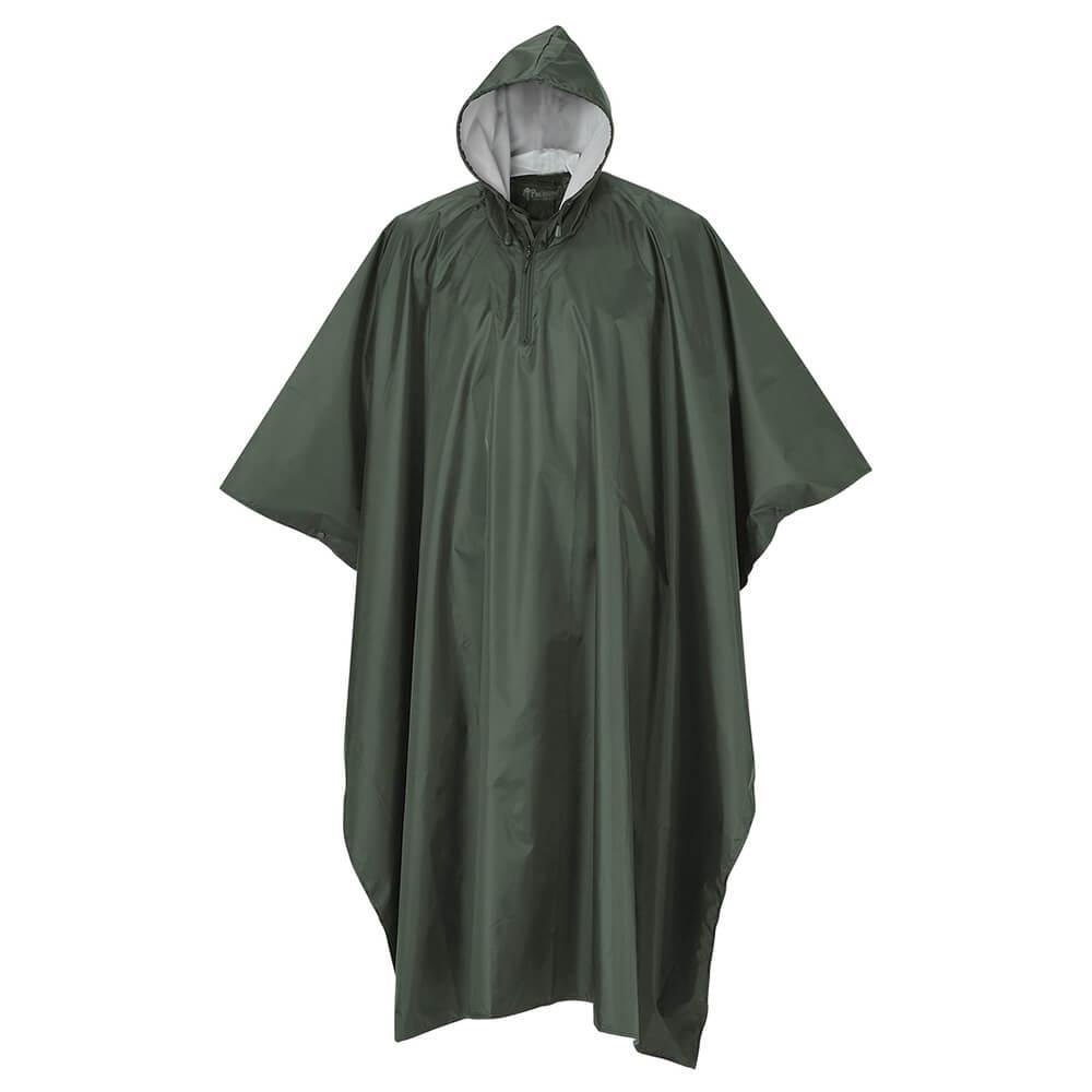 Pinewood Regenponcho (grün) - Jagdjacken