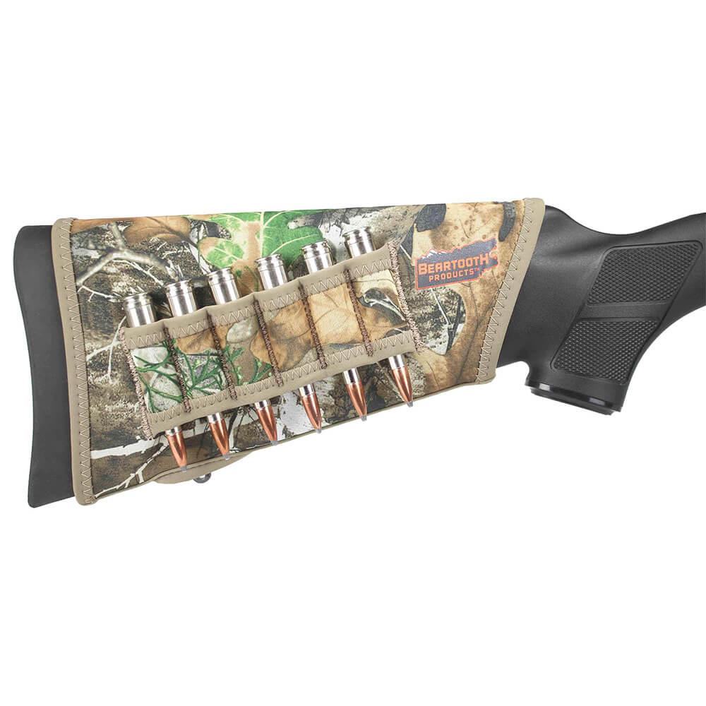 Beartooth Patronenhalter - Kugel - Realtree Edge - Gewehr Tarnung