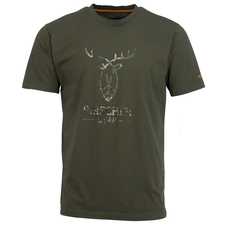 Pirscher Gear T-Shirt Full Logo (Optimax) - Pirscher Gear