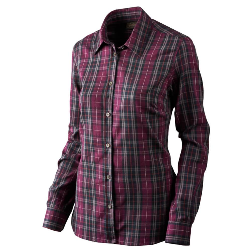Seeland Pilton Hemd Damen - Blusen & Shirts