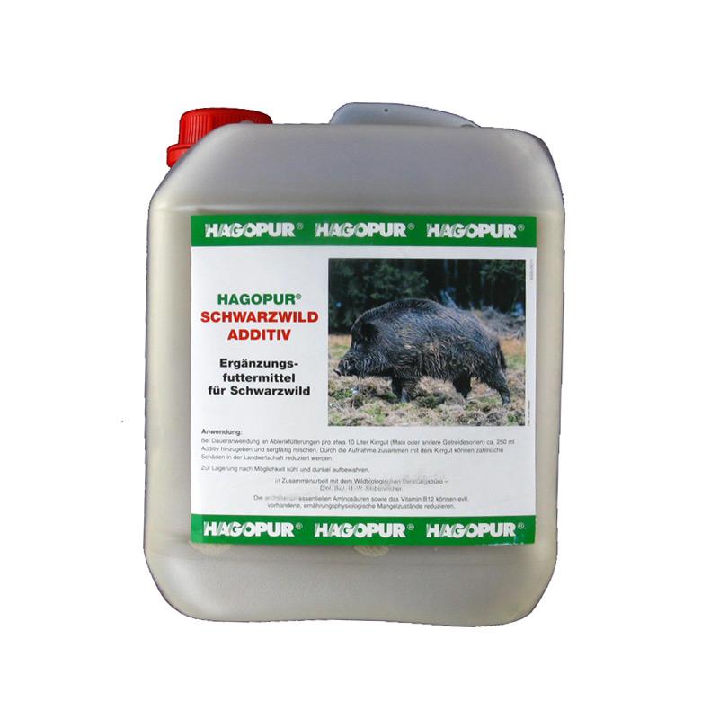 Hagopur Schwarzwildadditiv - 5L - Lockmittel