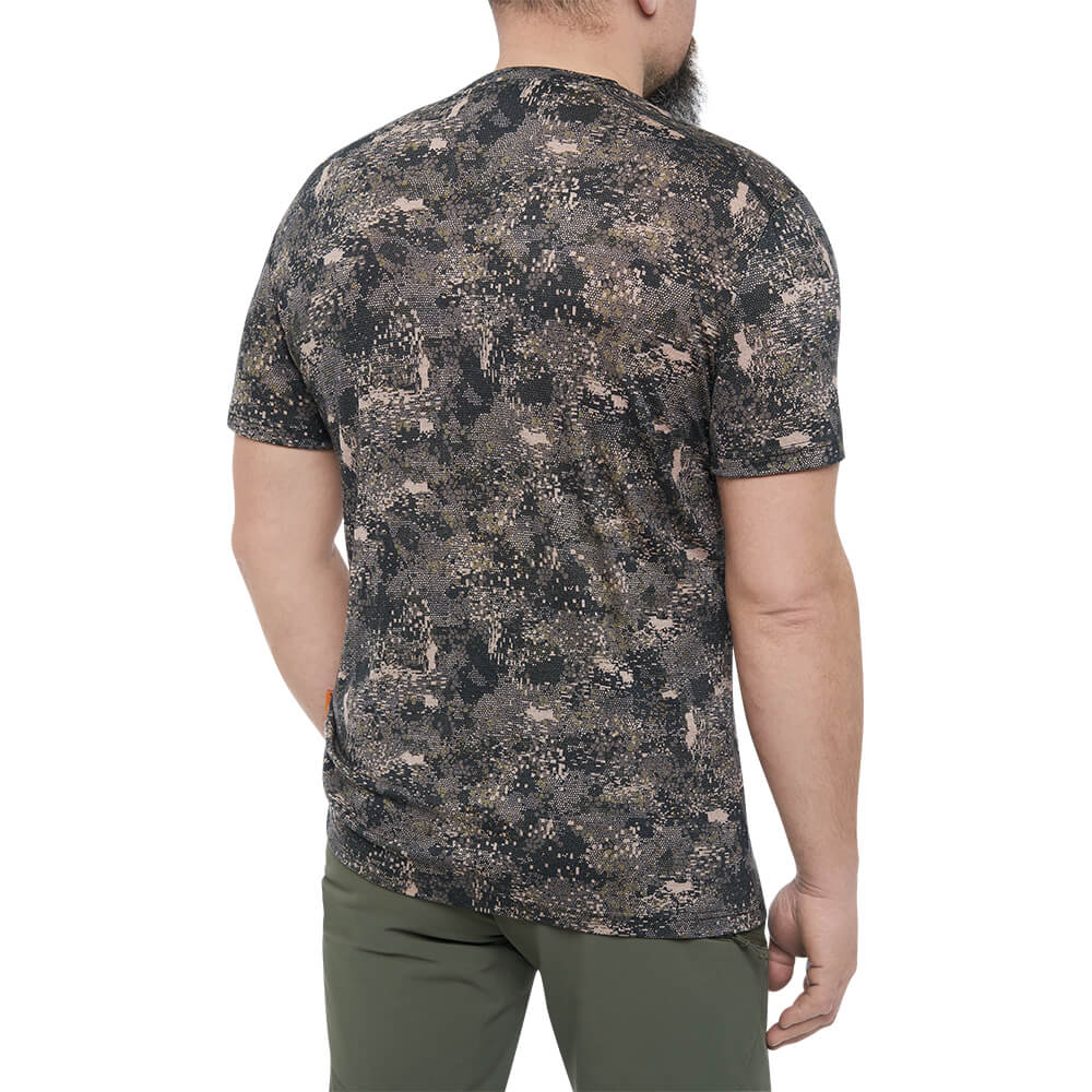 Thermowave T-Shirt Merino Life (camo)