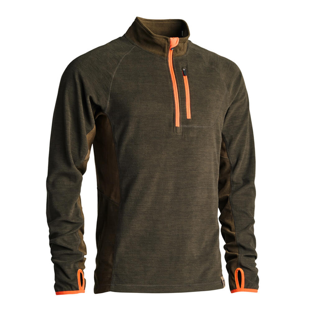 Northern Hunting Bjorn Fleece Shirt - Jagdpullover