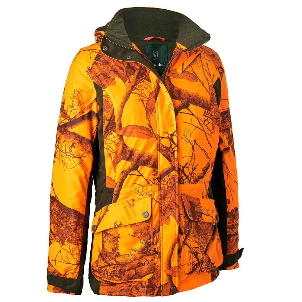 Deerhunter Winterjacke Lady Estelle (APB) - Jagdbekleidung Damen