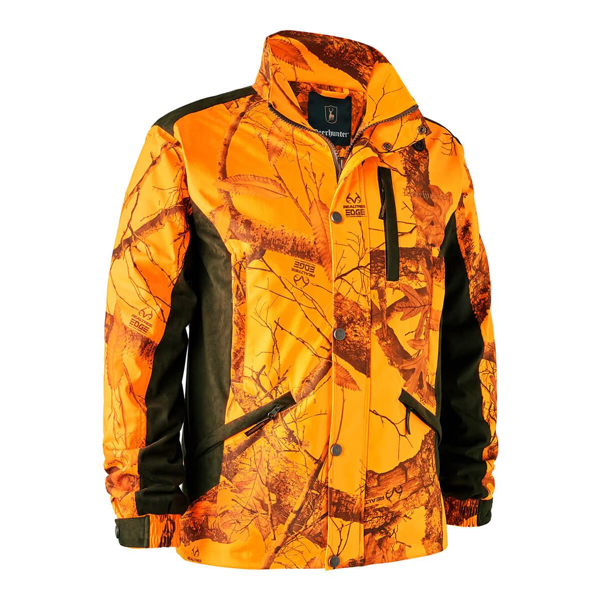 Deerhunter Jagdjacke Explore (Realtree Edge Orange)