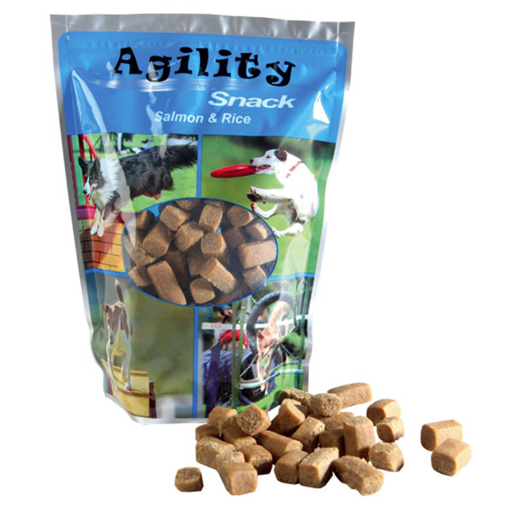Agility Snack - Lachs & Reis