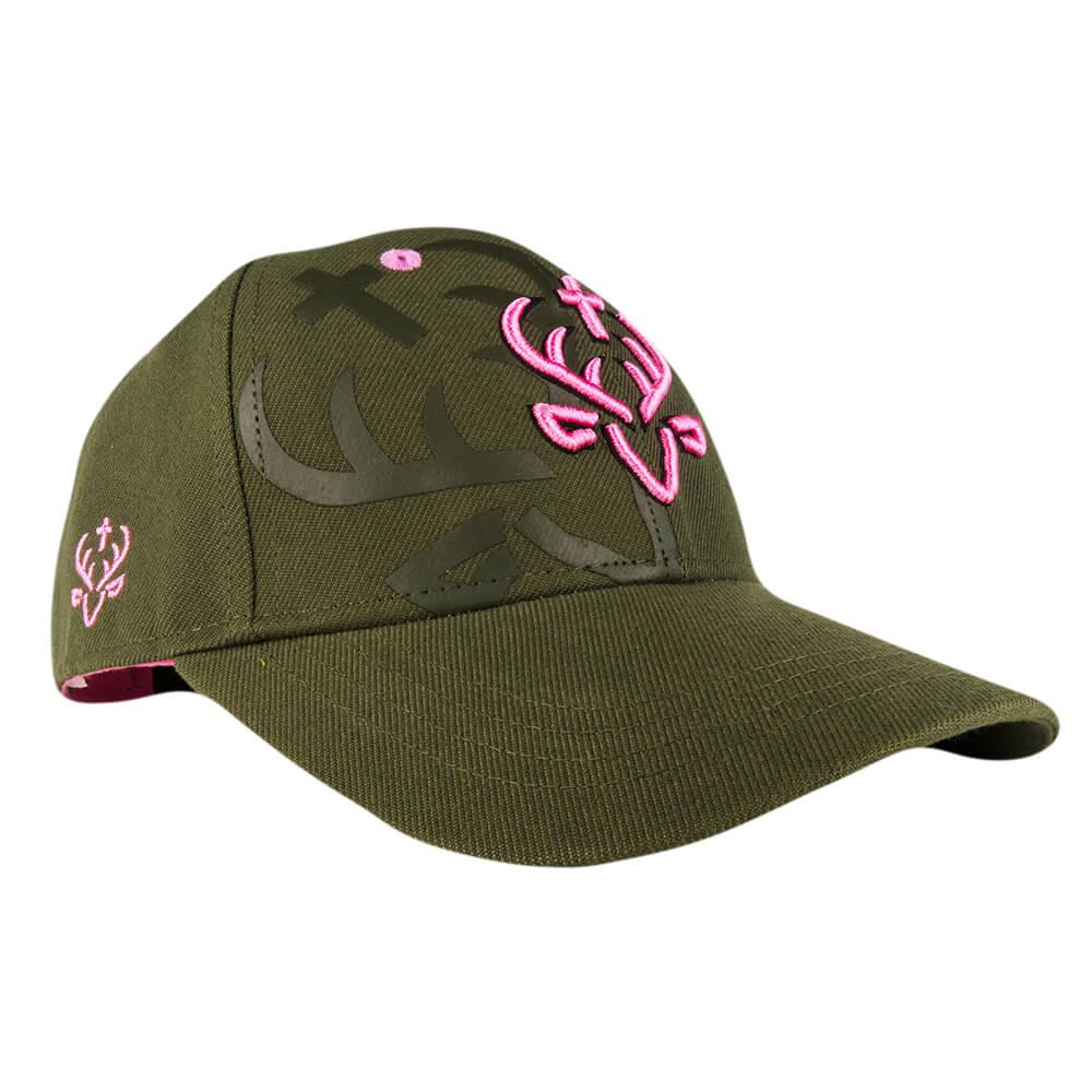 Jagdstolz Cap - Pink - Jagdstolz