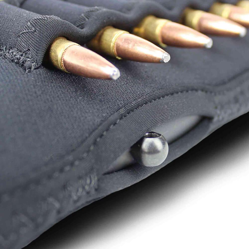 Beartooth Patronenhalter - Kugel (schwarz)