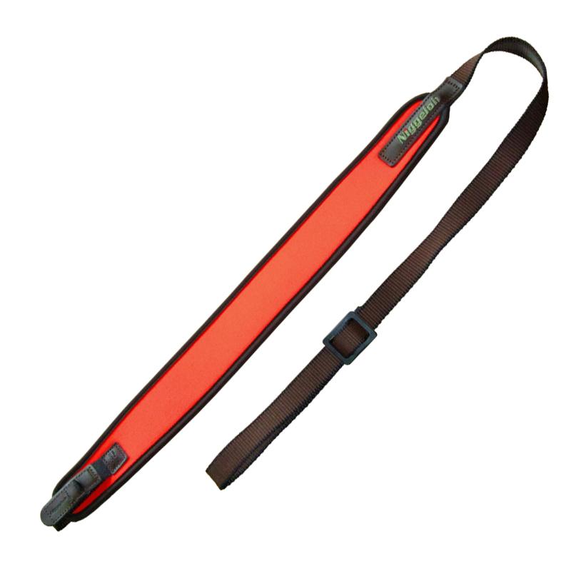 Niggeloh Gewehrgurt mit Schnellverschluss (orange) - Niggeloh