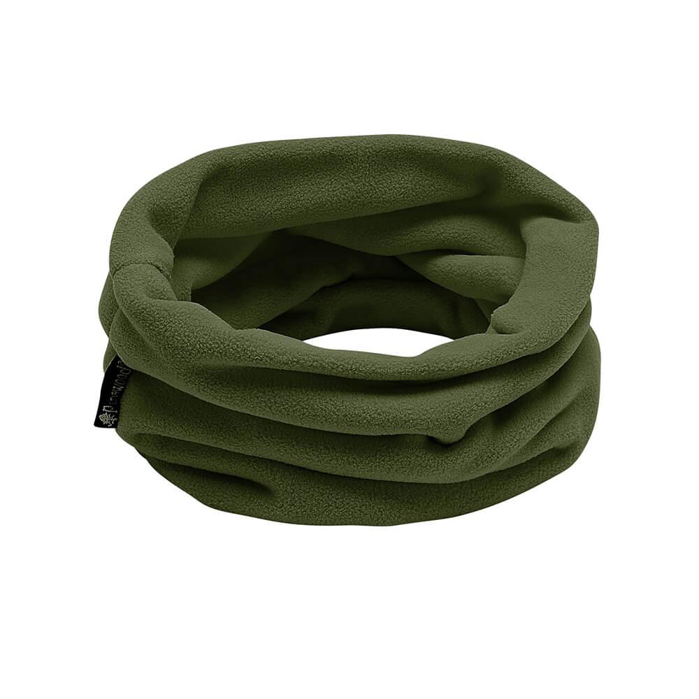Pinewood Fleecekragen-Schal (grün) - Jagdbekleidung Herren