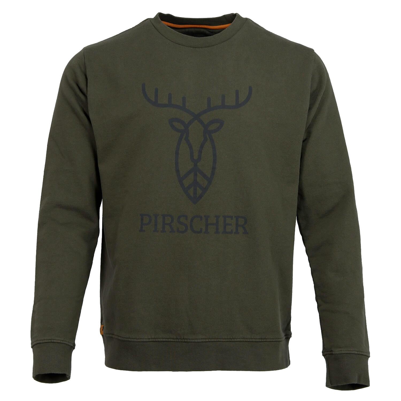 Pirscher Gear Sweatshirt Logo (Grün) - Pirscher Gear