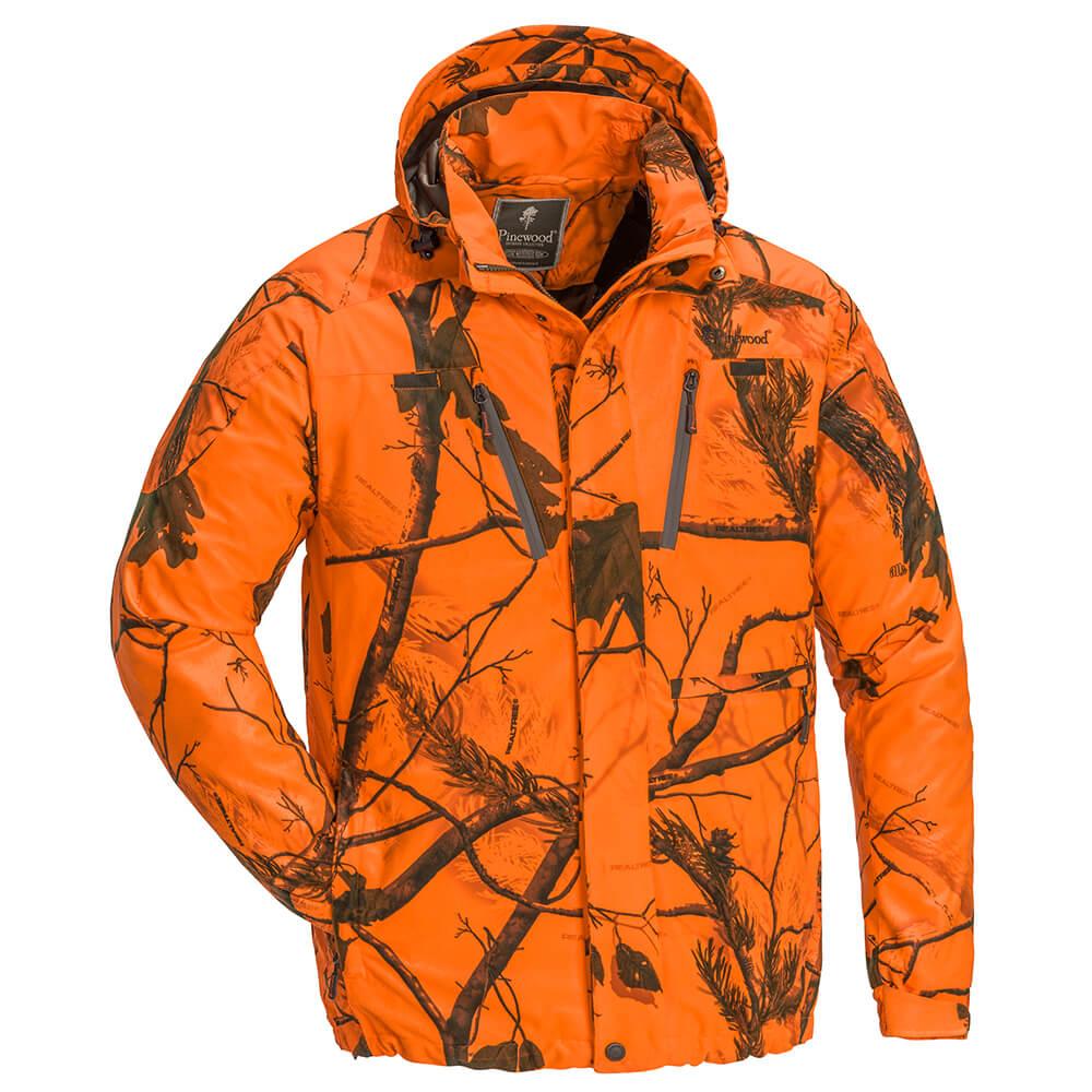 Pinewood Reswick Drückjagdjacke - Realtree APB - Jagdbekleidung